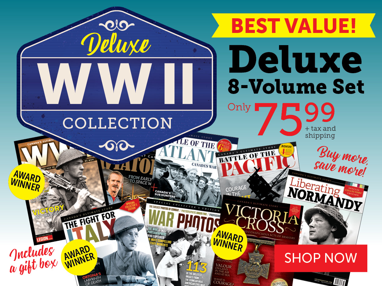WW II Collection only $75.99!