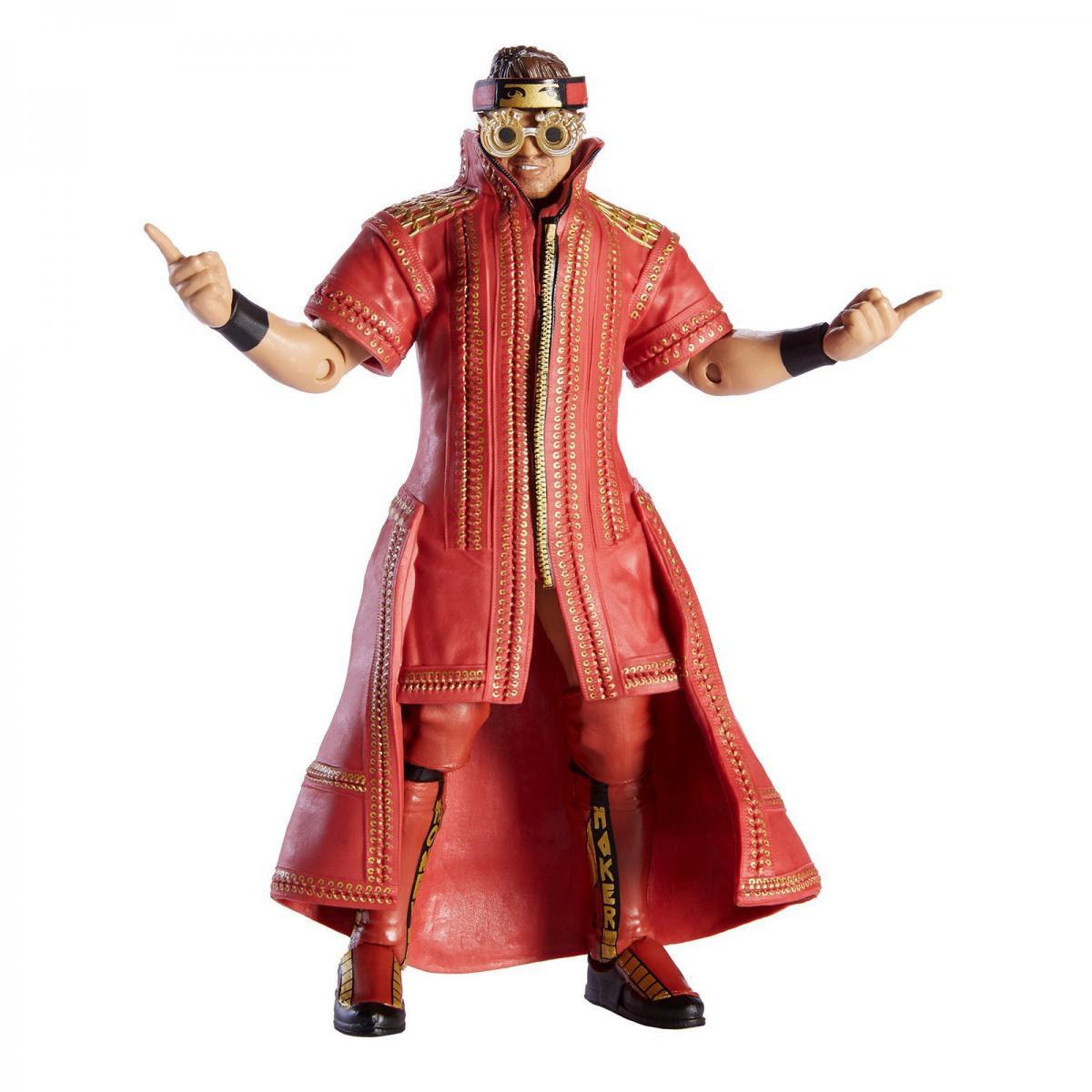 Image of WWE Wrestling Elite Series 69 - The Miz Action Figure