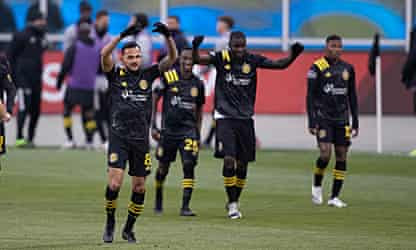 A title is in view for Columbus Crew, a club saved by fan power