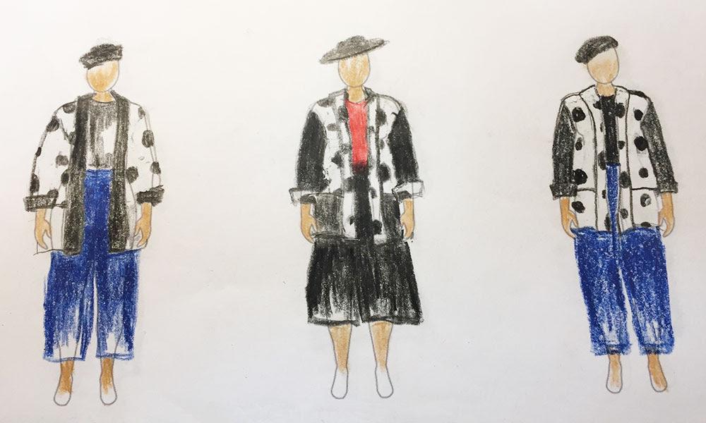 Oversized Kimono Jacket - by Jenny Gordy - MyBodyModel - CSews