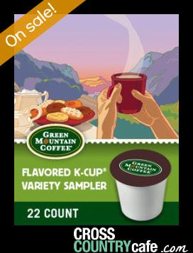 Keurig K-cup coffee variety pa...