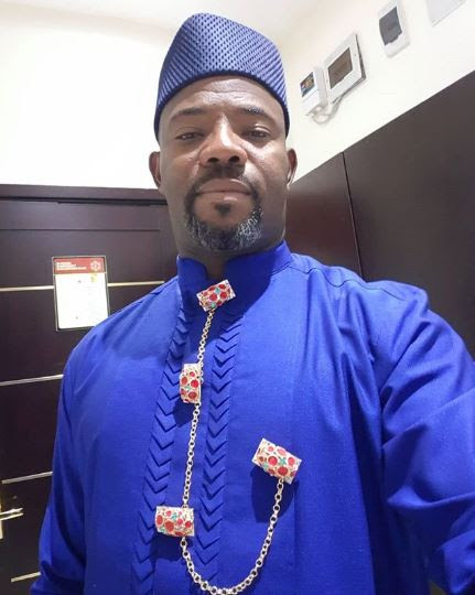 Okey Bakassi shared his thoughts about men who plan to marry soon [Instagram/OkeyBakassi]