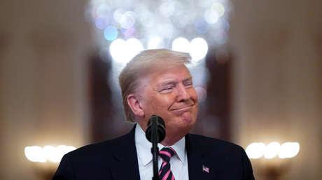"""Filtran el borrador de la acusación para destituir a Trump por """"incitar a la insurrección"""""""