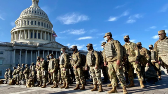 National Guard Association Calls for DC Capitol Deployment to End Image-365