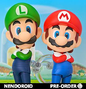 Super Mario Brothers Nendoroid