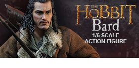 1/6 SCALE BARD THE BOWMAN