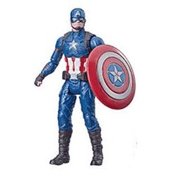 "Image of Avengers: Endgame 6"" Action Figure Wave 2 - Captain America"