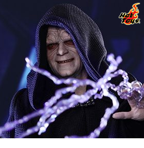 STAR WARS: RETURN OF THE JEDI EMPEROR PALPATINE & ROYAL GUARD 1/6TH SCALE FIGURES