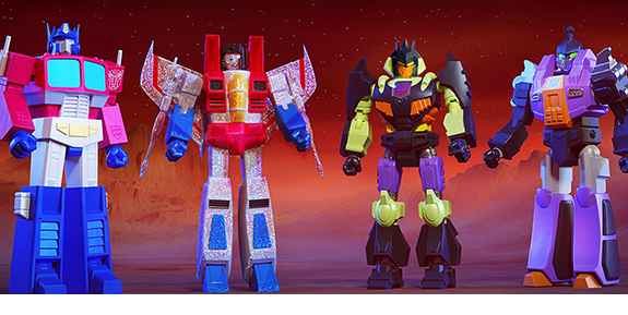 Transformers Ultimates Wave 1