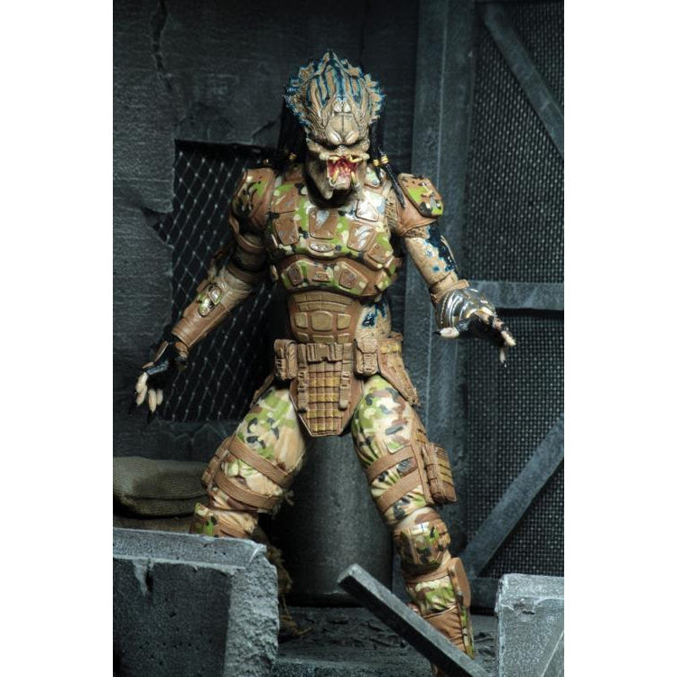 Image of Predator (2018) – 7″ Scale Action Figure – Ultimate Emissary #2