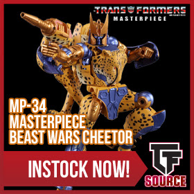 Masterpiece MP-34 Beast Wars Cheetor