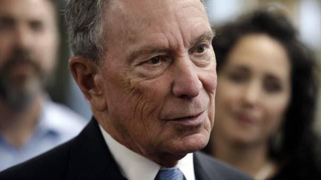 Michael Bloomberg se prepara para a disputa presidencial dos EUA