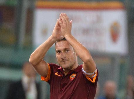 Francesco Totti (foto: ANSA)