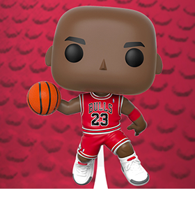 POP! NBA: BULLS MICHAEL JORDAN