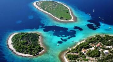 Izlet iz Splita, Plava laguna & Otok Šolta