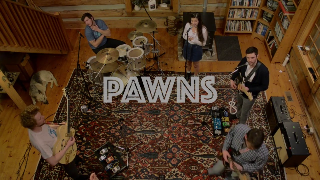 "Pawns - ""This is Love"" (LIVE)"