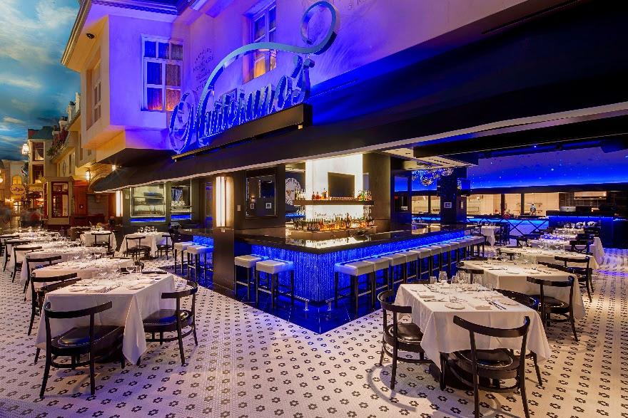 Martorano's Now Open at Paris Las Vegas