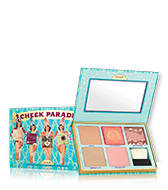 cheek parade bronzer & blush palette