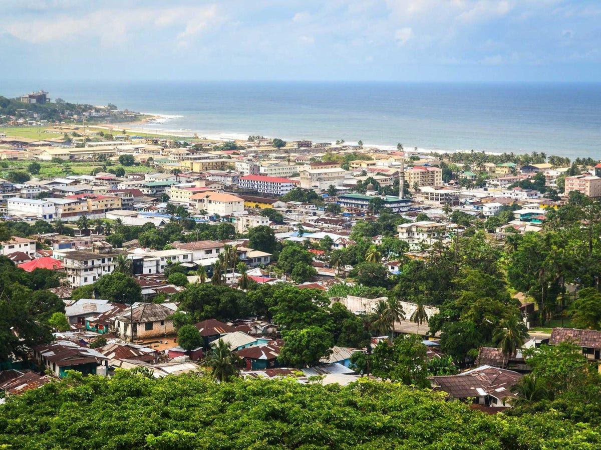 14. Liberia: 24,000 tourists