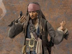 DEAD MEN TELL NO TALES S.H.FIGUARTS JACK SPARROW