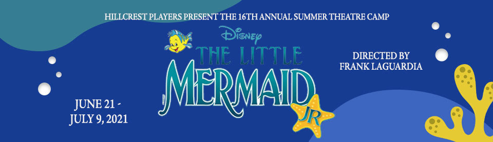 Little Mermaid Summer Camp 2021
