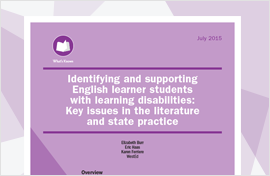 Identifying and supporting EL Studentshttps://www.wested.org/resources/identifying-and-supporting-english-learner-students-with-learning-disabilities/