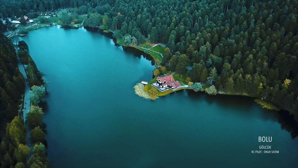 doğa için uç, kuşbakışı türkiye, drone ile türkiye, havadan türkiye, türkiye'nin gölleri