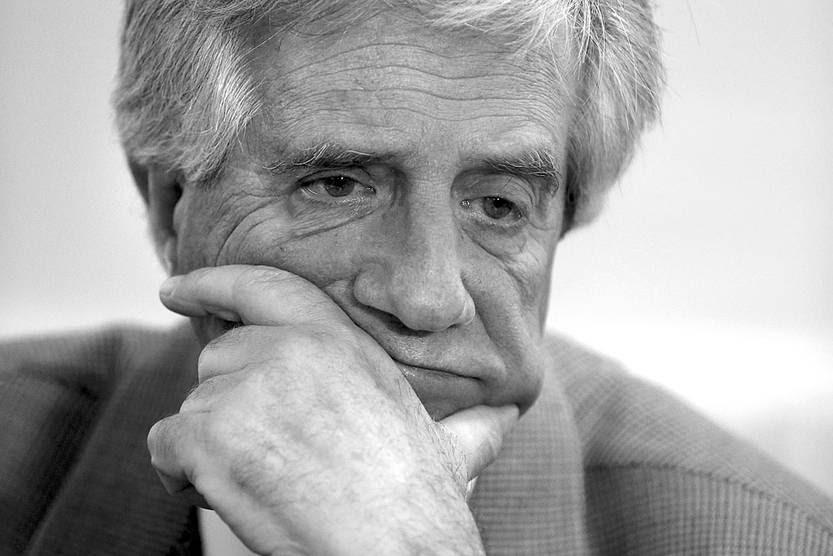 Tabaré Vázquez. Foto:Sandro Pereyra (archivo, agosto de 2014)