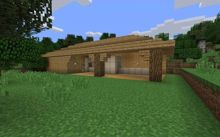 Minecraft Lumber Mill
