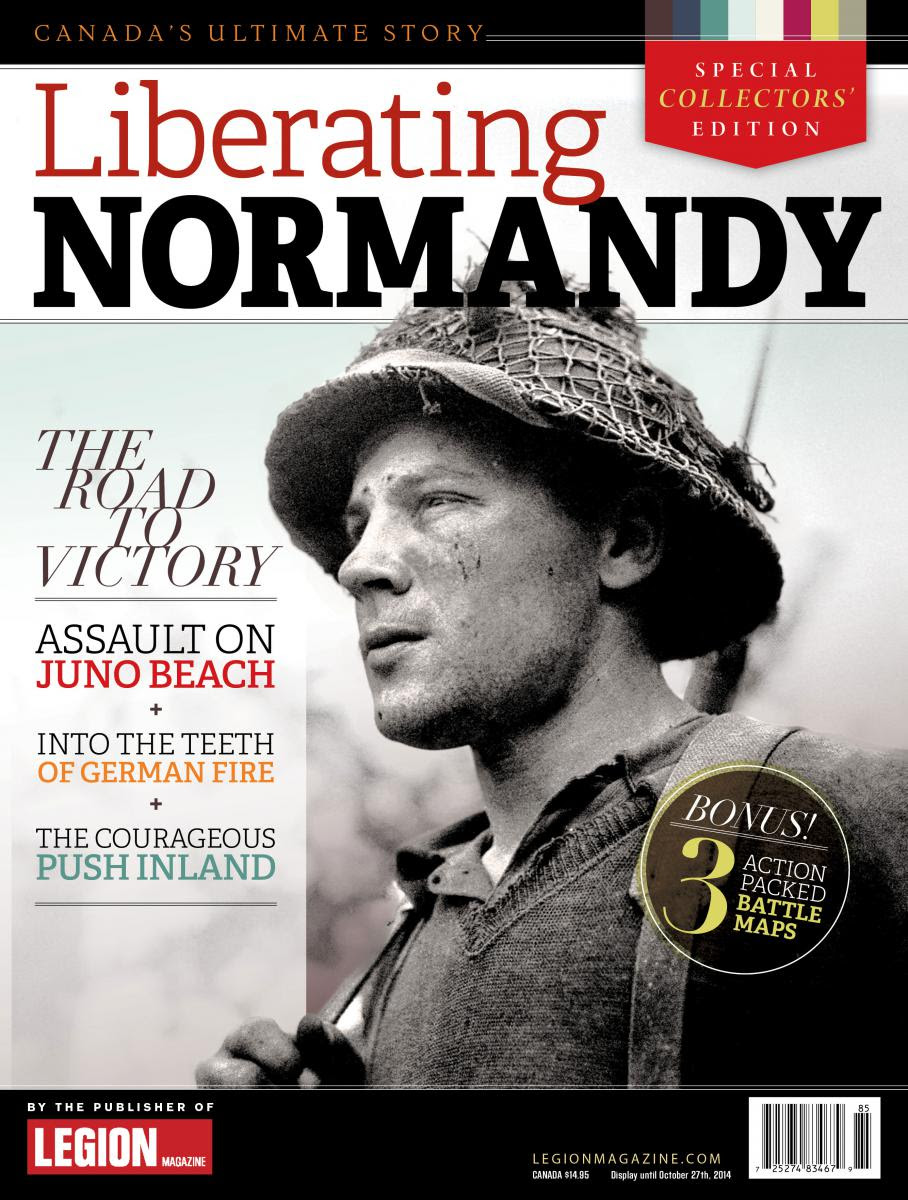 Liberating Normandy: The Road to Victory