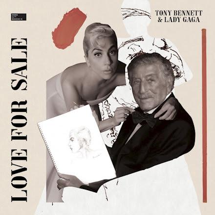 Cover Single Lady Gaga et Tony Bennett