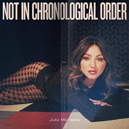 Cover album Julia Michaels