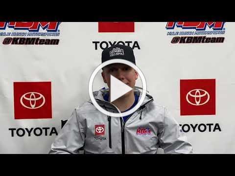 John Hunter Nemechek | Daytona Preview