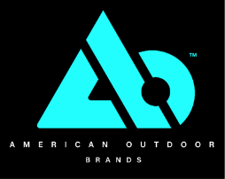 American Outdoor Brands' new logo.