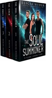 The Soul Summoner Box Set: Books 1–3 by Elicia Hyder