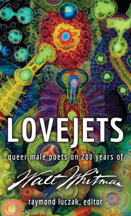 Lovejets by Raymond Luczak