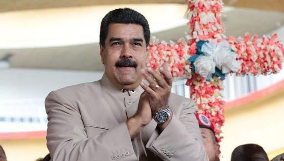 Nicolás Maduro quiere que el pueblo venezolano decida el futuro de su país. Foto: @PresidencialVen/ Twitter.