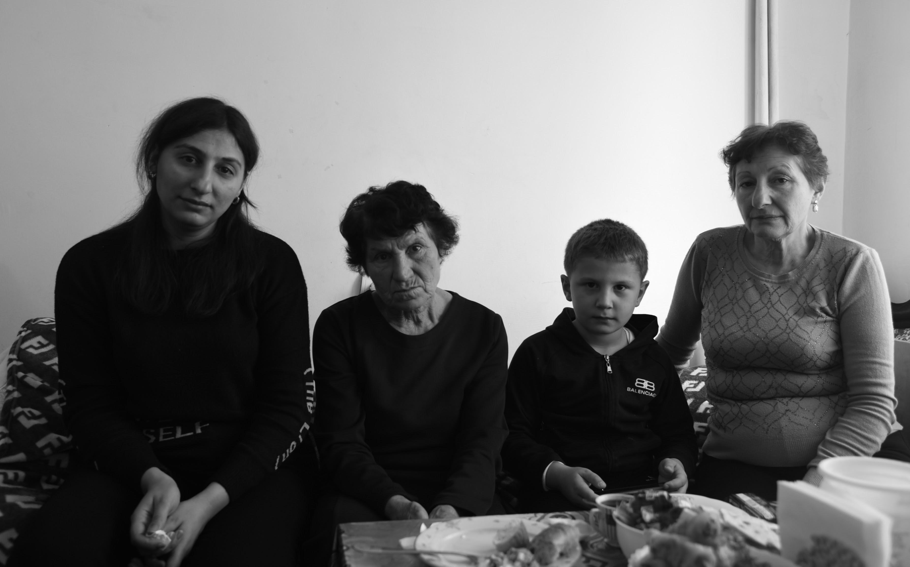 FAR Artsakh family support