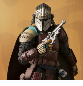 The Mandalorian Mei Sho Movie Realization Ronin Mandalorian