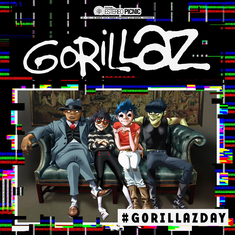 Gorillaz: Una historia para Un Mundo Distinto