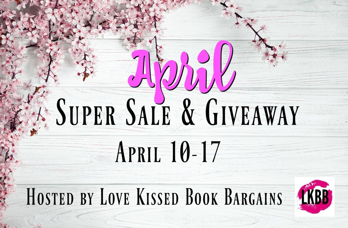 April Super Sale   Giveaway