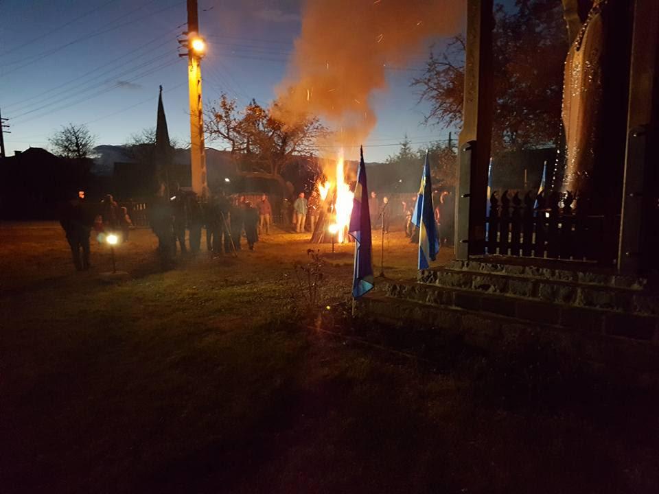 Őrtüzeket gyújtottak a székely autonómiáért
