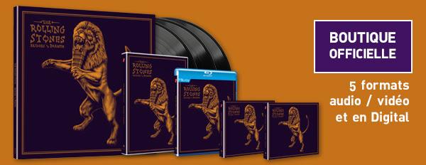 Disponible en 5 formats audio / vidéo et en Digital - Cliquez ici pour accéder à la boutique officielle