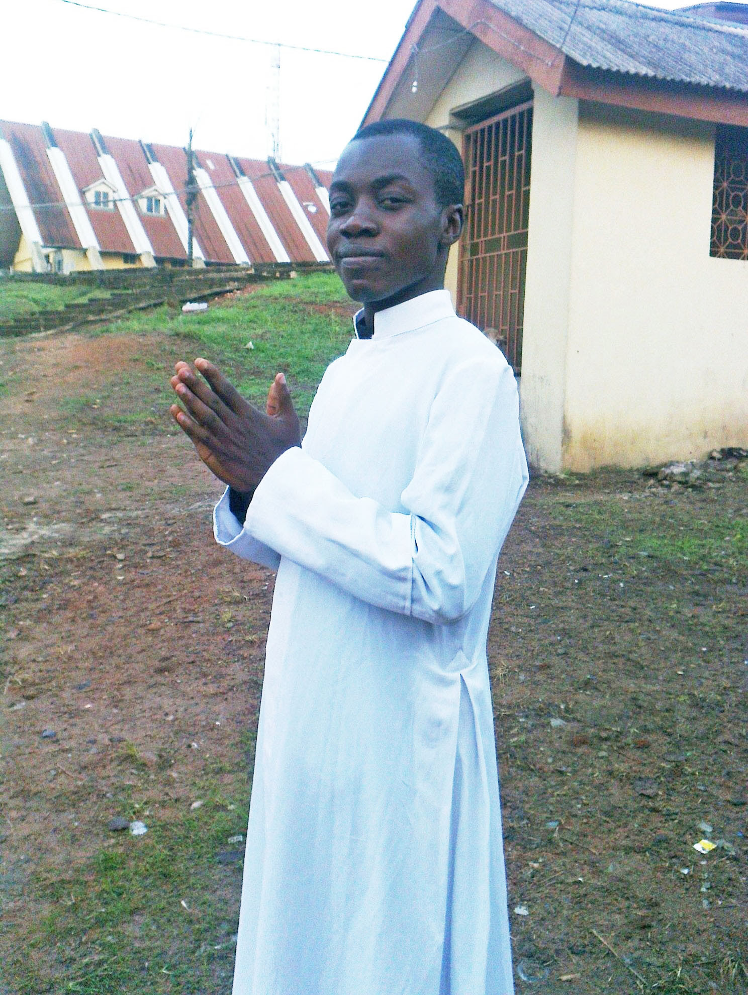 The Rev. David Ayeola, 26, was kidnapped and killed in southwestern Nigeria. (Morning Star News courtesy of African Church)