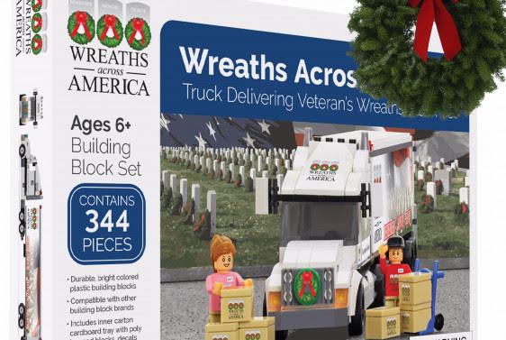 Building Block / Wreath Education Kit