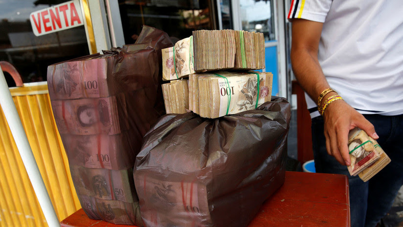 Una mina a cielo abierto: Cómo las mafias del oro secuestran los billetes en Venezuela