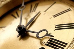 Hoy voy a escribir del tiempo