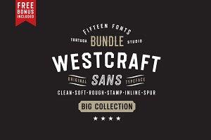 Westcraft Sans