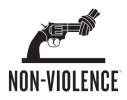 The Non-Violence Project Foundation  logotype