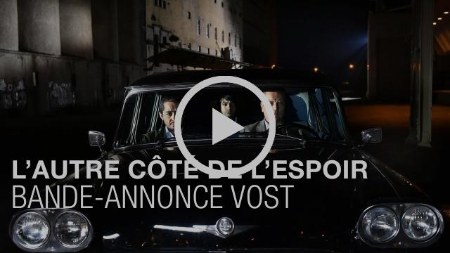 L'AUTRE CÔTÉ DE L'ESPOIR - Bande-annonce VOST - Aki Kaurismäki